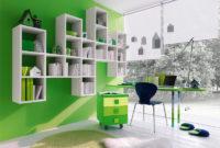 Desain Ruang Belajar Anak Warna Hijau 200x135 » Inspirasi Desain Ruang Kerja Dan Belajar untuk Rumah Anda