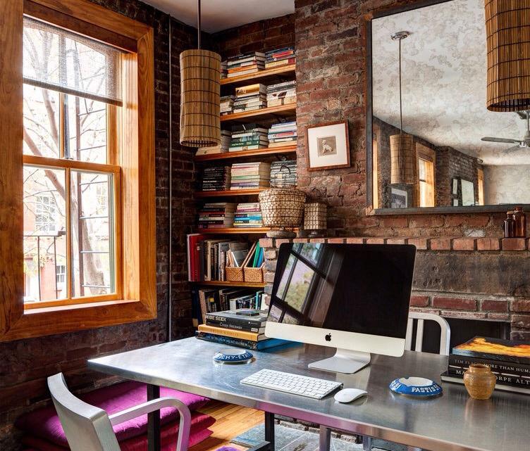 Desain Ruang Kerja Pribadi 1 » Inspirasi Desain Ruang Kerja Dan Belajar untuk Rumah Anda