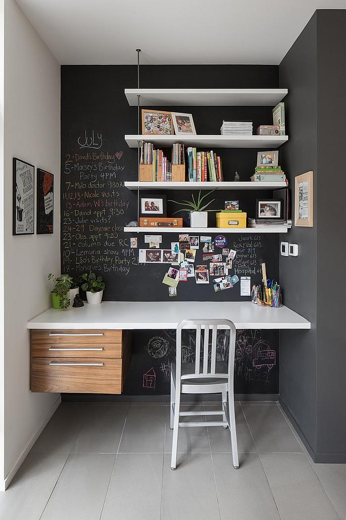 Desain Ruang Kerja Pribadi 2 » Inspirasi Desain Ruang Kerja Dan Belajar untuk Rumah Anda