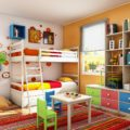 Desain kamar anak laki laki yang ideal1 120x120 » Desain Kamar Tidur Anak Laki-Laki yang Ideal