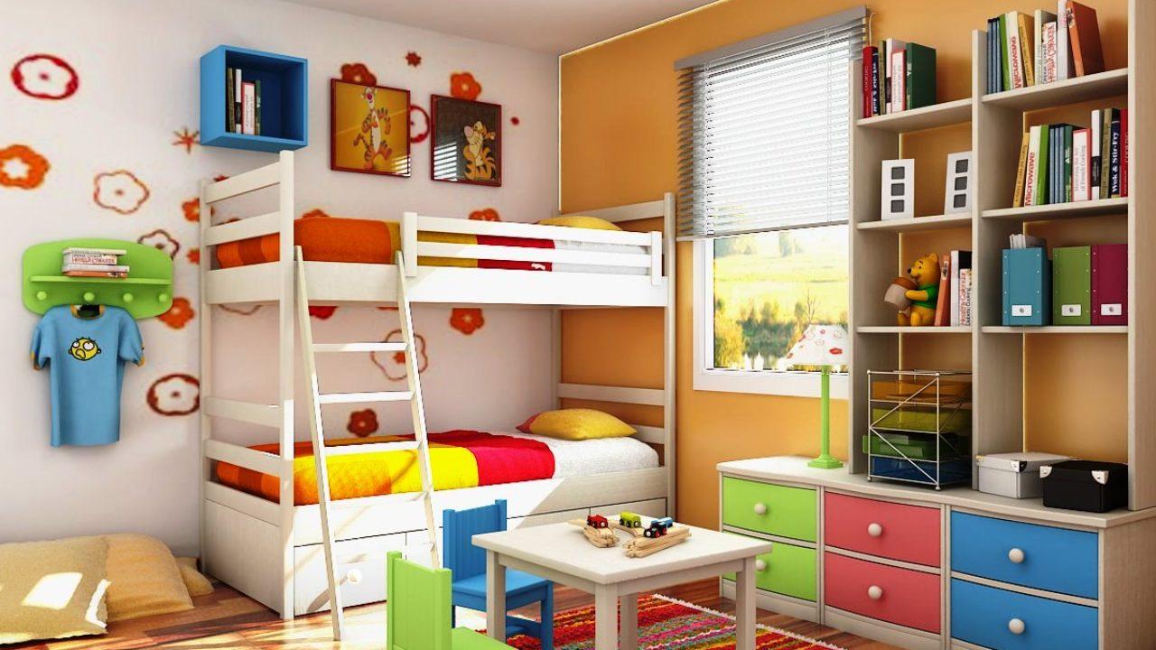 Desain Kamar Tidur Anak Laki Laki Yang Ideal Bongproperty Com