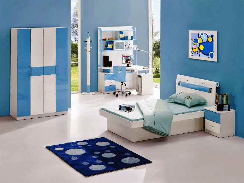 Desain kamar anak laki laki yang ideal2 - Desain Kamar Tidur Anak Laki-Laki yang Ideal