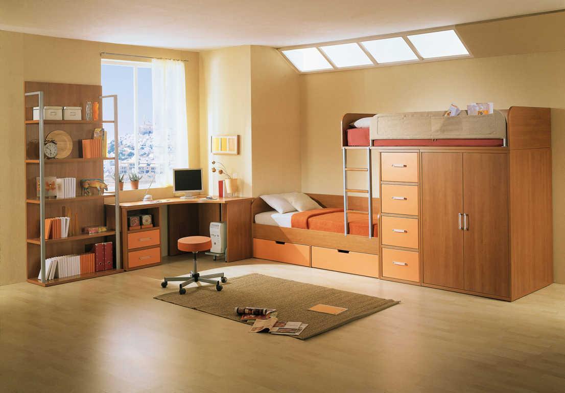 Desain kamar anak laki laki yang ideal3 - Desain Kamar Tidur Anak Laki-Laki yang Ideal