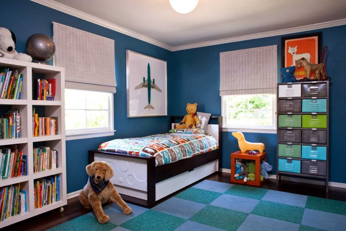 desain kamar tidur anak laki-laki yang ideal | bongproperty