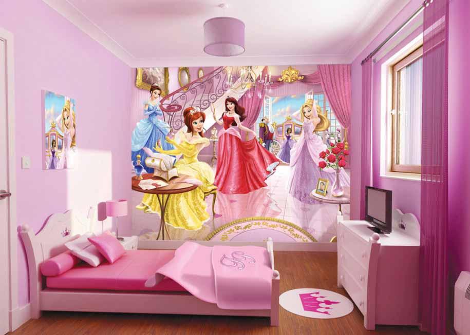 Desain kamar tidur untuk si cantik3 » Inspirasi Desain Kamar Tidur untuk si Putri Cantik