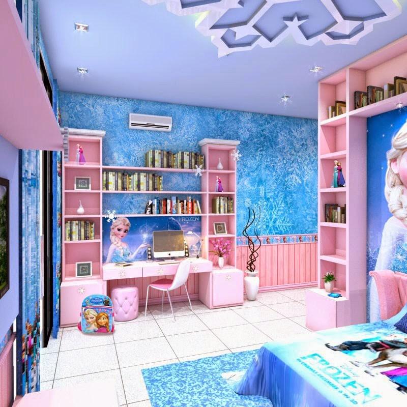 Desain kamar tidur untuk si cantik4 » Inspirasi Desain Kamar Tidur untuk si Putri Cantik