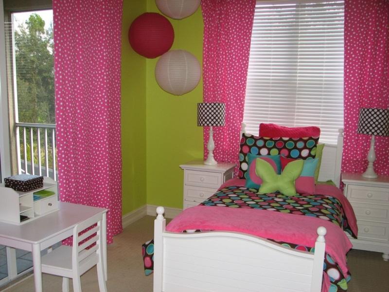 Desain kamar tidur untuk si cantik5 » Inspirasi Desain Kamar Tidur untuk si Putri Cantik