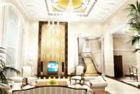 Ruang Tamu Mewah Rumah Minimalis dengan Lampu Mewah 200x135 » Desain Ruang Tamu Paling Modern Dan Mewah