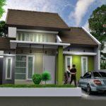Rumah Minimalis tipe 45 150x150 - Ide Model Desain Garasi Rumah