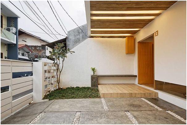 adanya transisi luar dalam pada rumah minimalis modern gaya jepang » Kenali Konsep Desain Rumah Minimalis Modern Bergaya Jepang