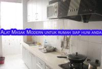 alat masak modern untuk rumah siap huni anda 200x135 » Tips Menata Perlengkapan Memasak pada Dapur Yang Sempit