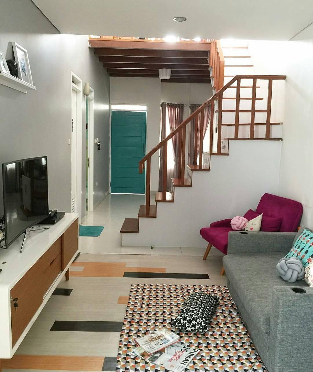 ceria dengan sofa yang sederhana » Berkumpul dengan Keluarga Akan Lebih Bermakna di Ruangan yang Penuh Cinta