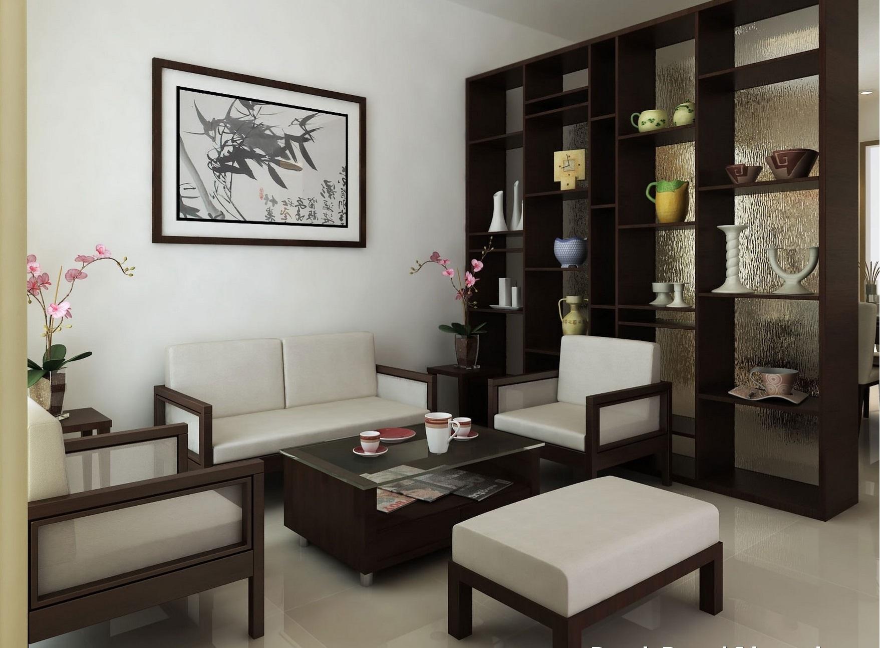 cokelat selalu menjadi pilihan warna yang tepat untuk desain ruang tamu yang memikat » Inilah 15 Desain Ruang Tamu yang Membuat Semuanya Lupa Waktu
