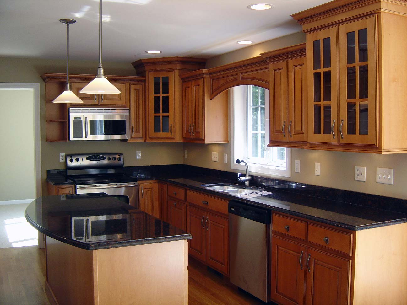 dapur dengan kesan kuno tapi jauh dari kata ndeso » Kegiatan Memasak Menjadi Lebih Menyenangkan di Dapur yang Menggembirakan