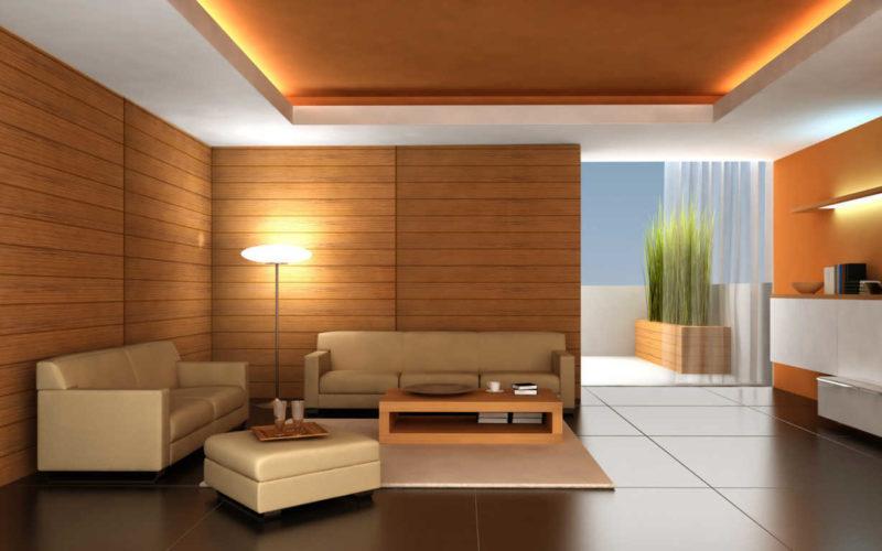 desain interior ruang tamu minimalis sederhana 800x500 - Desain Ruang Tamu Minimalis Yang Tetap Enak Dan Nyaman
