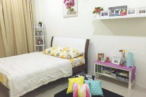 desain kamar tidur ruang kecil2 300x200 - Desain Kamar Tidur Elegan pada Ruangan Kecil