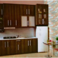 desain kitchen set model single line 120x120 » Tips Memilih Model Kitchen Set Berkualitas