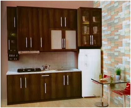 desain kitchen set model single line » Tips Memilih Model Kitchen Set Berkualitas
