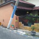 desain pagar rumah tampak samping 150x150 - Inspirasi Desain Rumah Tingkat 2 Lantai Bergaya Eropa
