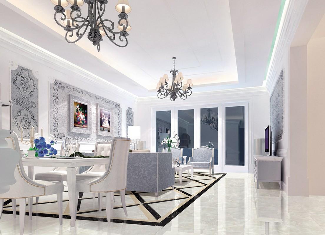 desain pastel minimalis » Ciptakan Kesan Klasik dan Elegan dengan Desain Interior Rumah Bergaya Vintage