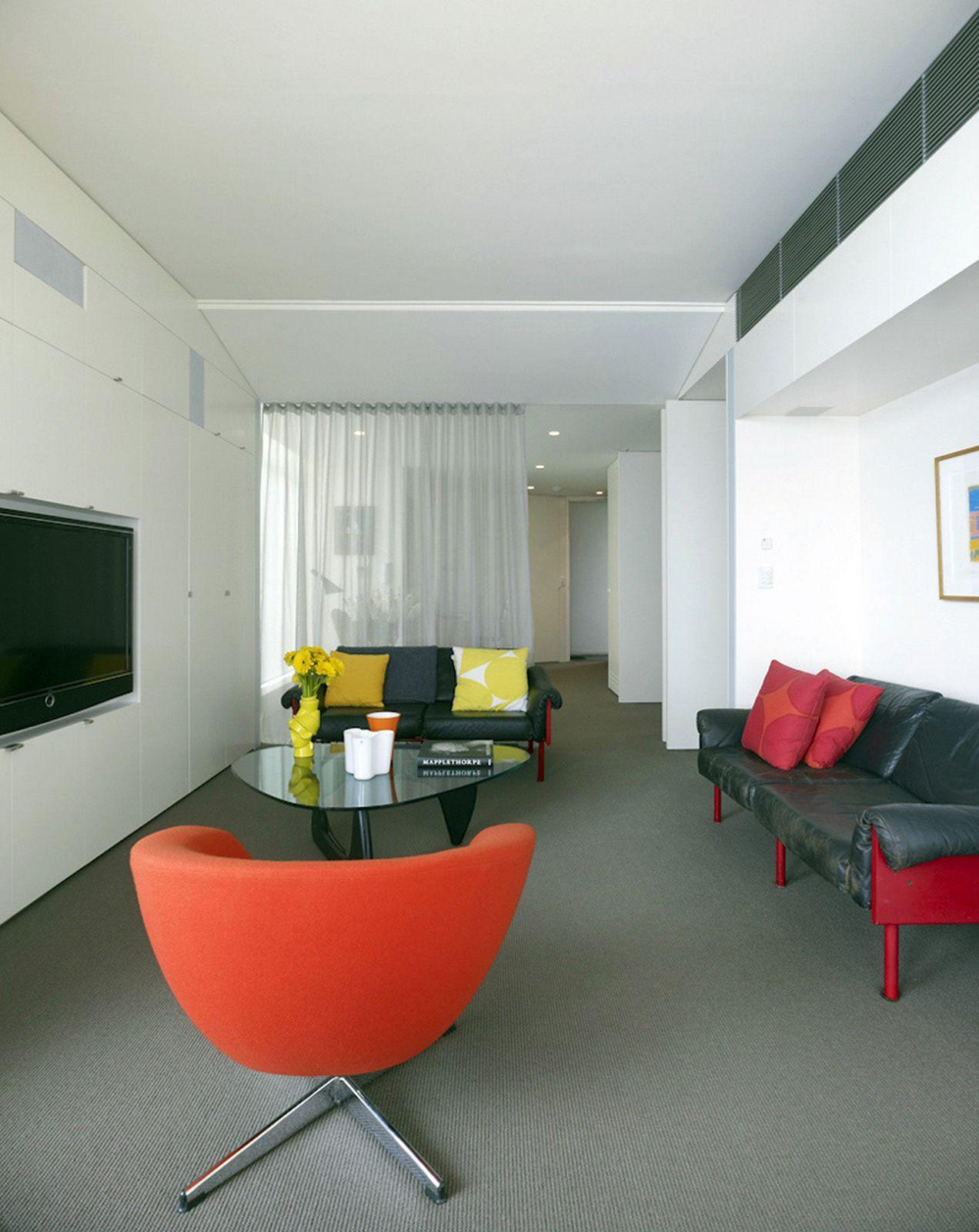 desain perabotan unik untuk ruang tamu yang semakin apik » Inilah 15 Desain Ruang Tamu yang Membuat Semuanya Lupa Waktu