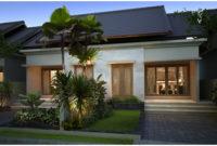 desain rumah idaman satu lantai keren 200x135 » Inilah Desain Rumah Idaman Untuk Keluarga Kecil Yang Menarik
