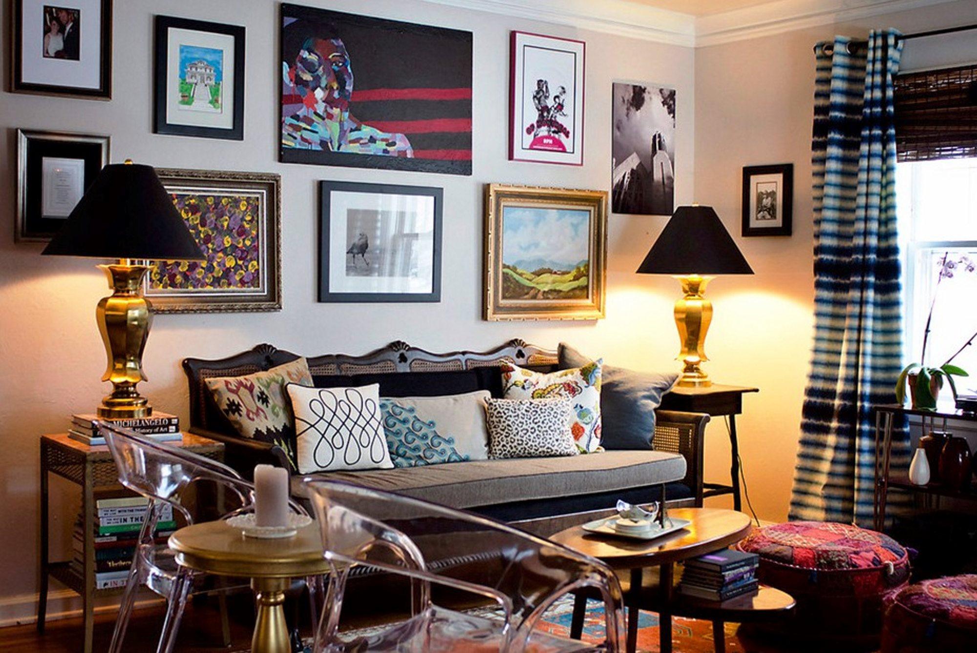 desain vintage eclectic » Ciptakan Kesan Klasik dan Elegan dengan Desain Interior Rumah Bergaya Vintage
