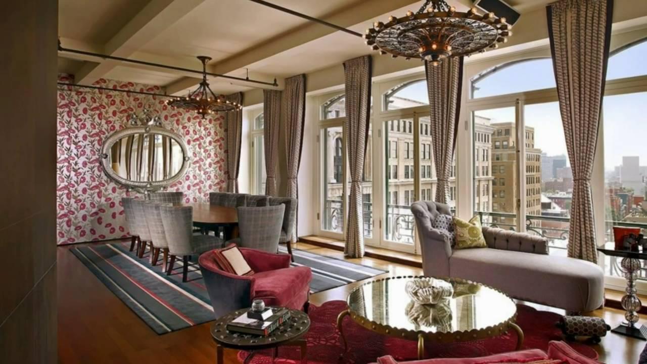 desain vintage modern » Ciptakan Kesan Klasik dan Elegan dengan Desain Interior Rumah Bergaya Vintage