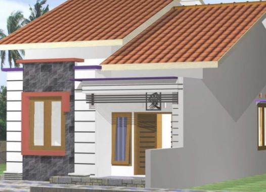 g115 » Simak Yuk! Perancangan Gambar Rumah Minimalis 9x12