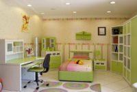 hijau yang memukau untuk anak gadis agar tampil memukau 200x135 » Ini 8 Desain Kamar Tidur untuk Buah Hati agar Tumbuh-Kembangnya Kian Berarti