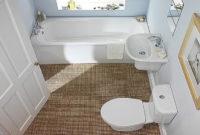 ide desain interior kamar mandi untuk rumah minimalis 200x135 » Desain Interior Kamar Mandi Minimalis untuk Ruang Terbatas