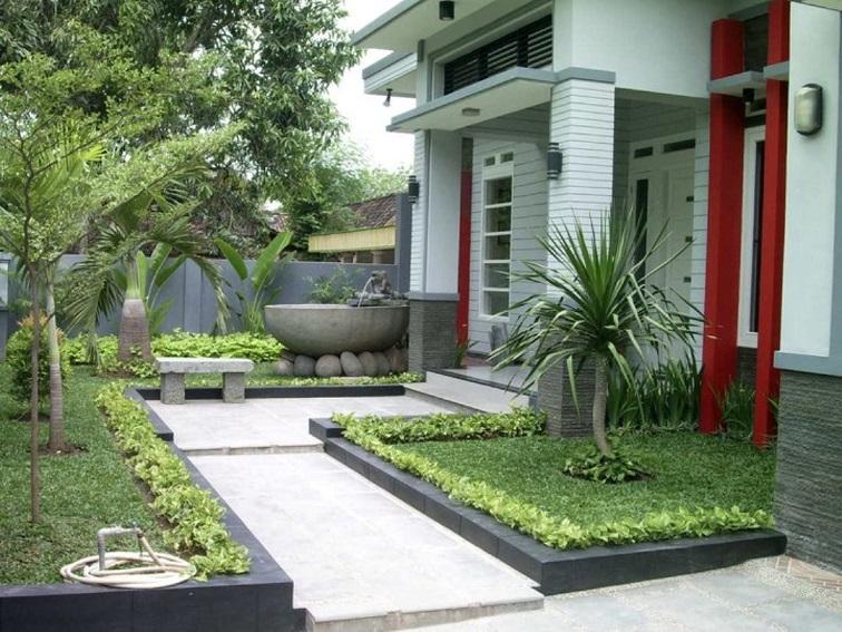 inspirasi desain teras rumah minimalis modern » Inilah Ide Desain Teras Rumah Minimalis Modern