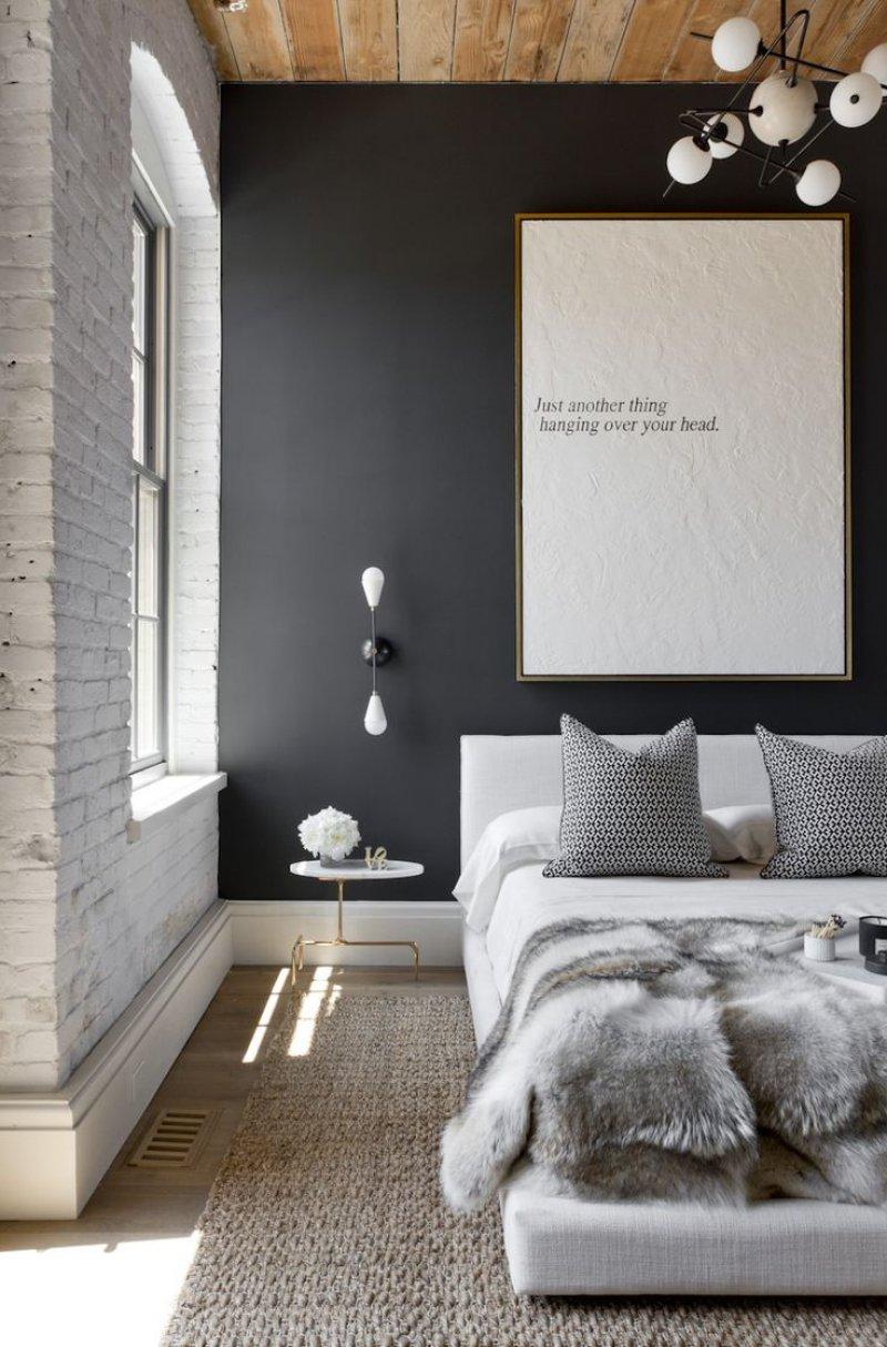 kamar model ini cocok untuk anda yang suka kalem » Ini 18 Ide Menarik Desain Kamar Tidur yang Membuat Anda Mudah Terlelap
