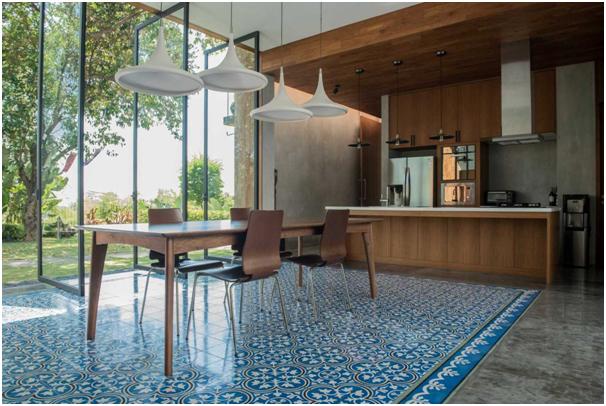 konsep ruang terbuka pada rumah minimalis modern gaya jepang » Kenali Konsep Desain Rumah Minimalis Modern Bergaya Jepang