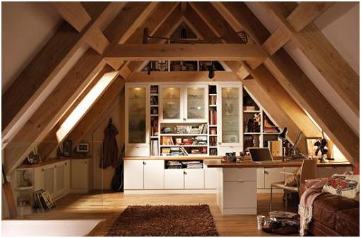 loteng sebagai kantor dirumah » Alternatif Memanfaatkan Loteng Pada Rumah Minimalis