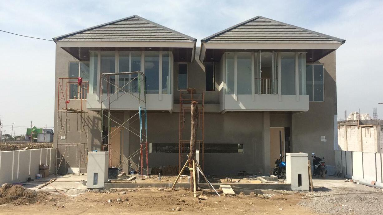 material bangunan untuk desain luar fasad rumah tinggal » Ini Dia Pilihan Material Kekinian untuk Mempercantik Rumah Hunian Anda
