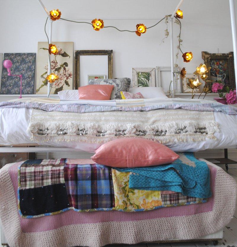 model blink blink ini juga dapat membuat kamar tidur menjadi menarik » Ini 18 Ide Menarik Desain Kamar Tidur yang Membuat Anda Mudah Terlelap