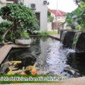 model desain kolam ikan hias minimalis 120x120 » Inspirasi Model Desain Kolam Ikan Minimalis