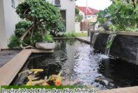 model desain kolam ikan hias minimalis 200x135 » Inspirasi Model Desain Kolam Ikan Minimalis