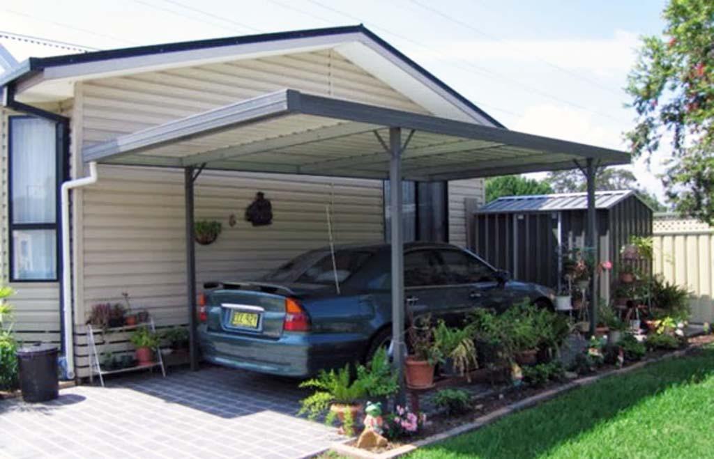 model garasi2 » Ide Model Desain Garasi Rumah