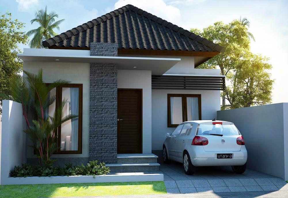model garasi4 » Ide Model Desain Garasi Rumah
