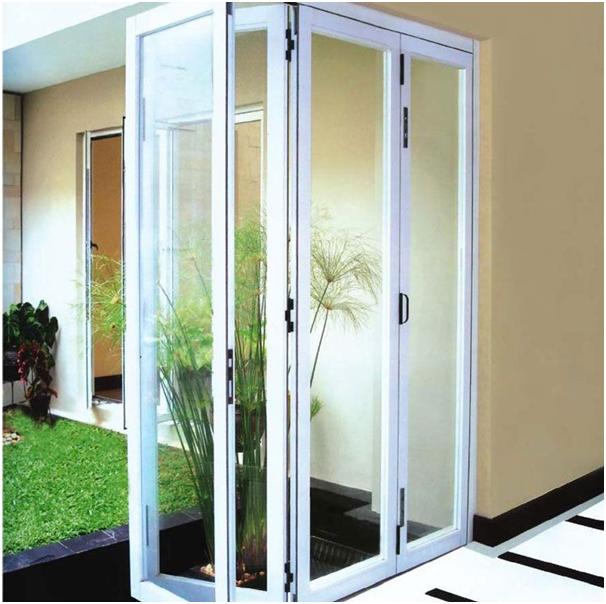 model jendela menyatu dengan pintu » Inilah Model Jendela Rumah Minimalis Berkonsep Modern