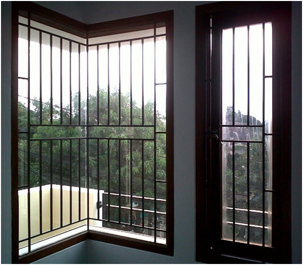 model jendela pada sudut dinding » Inilah Model Jendela Rumah Minimalis Berkonsep Modern