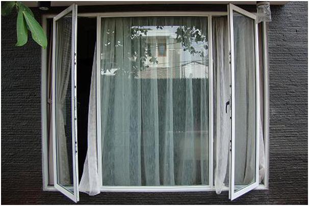 model jendela persegi beraksen kaca » Inilah Model Jendela Rumah Minimalis Berkonsep Modern