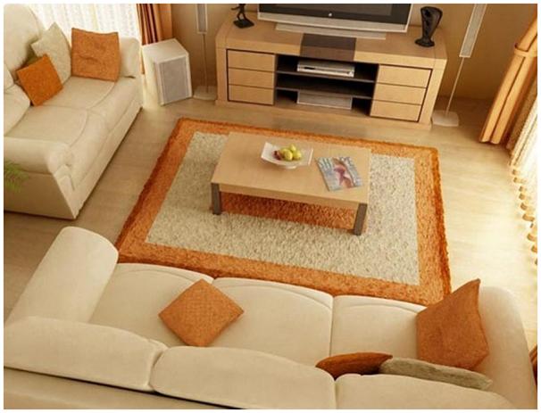 model karpet bulu untuk ruang keluarga » Tips Menghias Rumah Minimalis Dengan Karpet