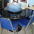 model meja makan bundar 120x120 » Tips Membeli Meja Makan yang Terbaik