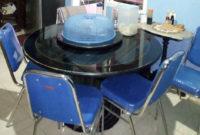 model meja makan bundar 200x135 » Tips Membeli Meja Makan yang Terbaik