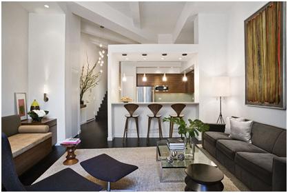 penerapan pernak pernik hiasan untuk interior apartemen cantik berkelas » Panduan Desain Interior Apartemen Cantik dan Berkelas