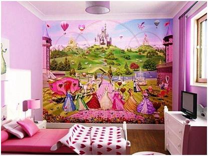 penggunaan tema kamar tidur anak pada rumah minimalis » Tips Desain Kamar Tidur Anak Ceria pada Rumah Minimalis