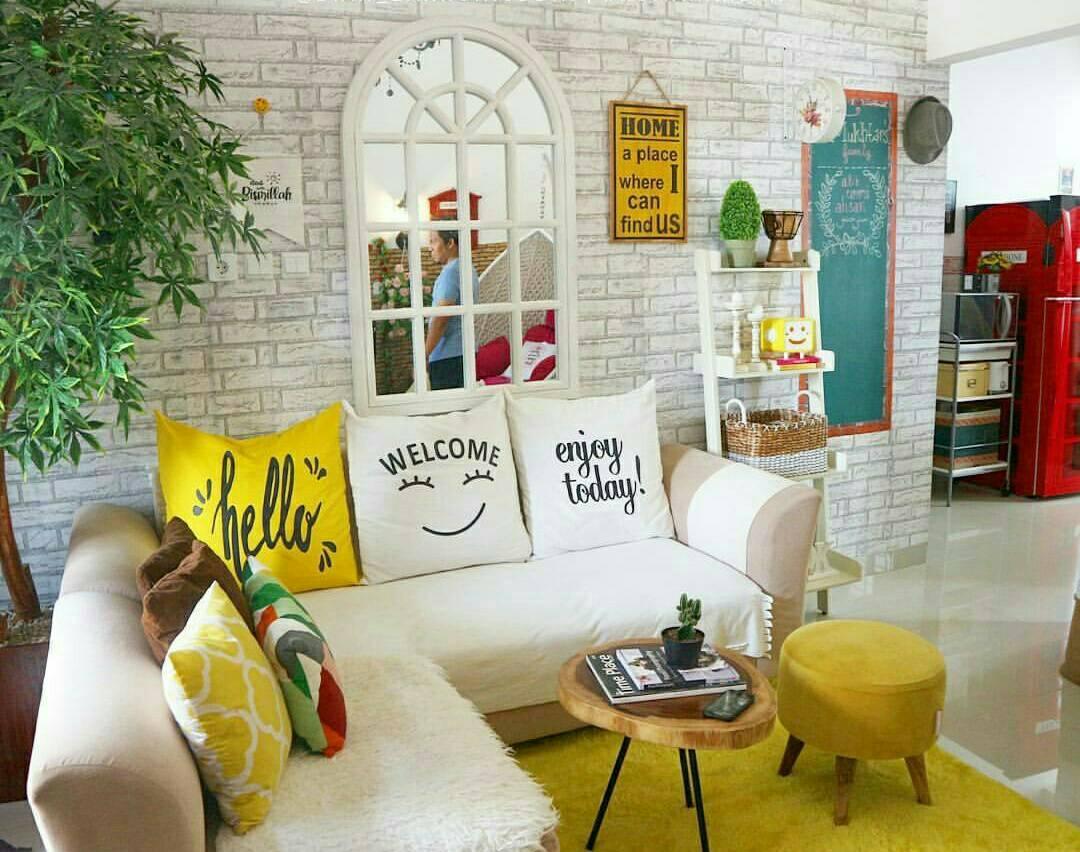 penuhi ruang keluarga dengan barang barang lucu dan menggemaskan » Berkumpul dengan Keluarga Akan Lebih Bermakna di Ruangan yang Penuh Cinta